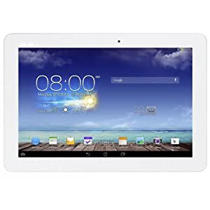 """Asus MeMO Pad 10 ME102A-1A018A Tablette tactile 10"""" 16 Go, Android, Wi-Fi, Blanc"""