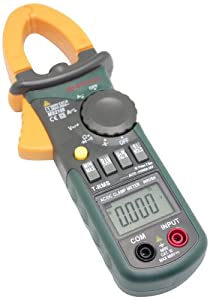 AideTek AMS2108 MS2108 T-RMS DC Clamp Meter Inrush Current Auto Range at Sears.com