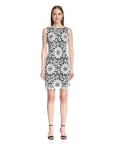 Chetta B Women's Lace Sheath Dress