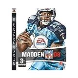 echange, troc Madden NFL 08 (PS3) [import anglais]