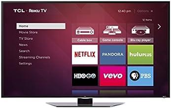 TCL 40FS4610R 40-Inch 1080p Smart LED TV (Roku TV)