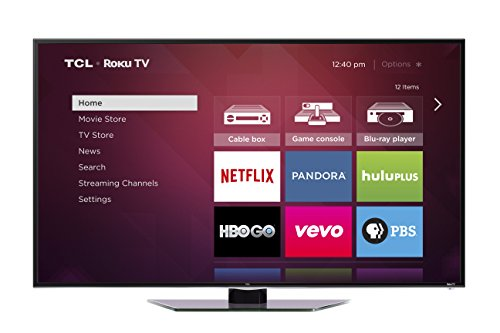 TCL 55FS4610R 55-Inch 1080p Smart LED TV (Roku TV) (2014 Model)