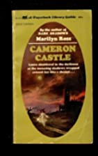 CAMERON CASTLE : Laura Shuddered in the…