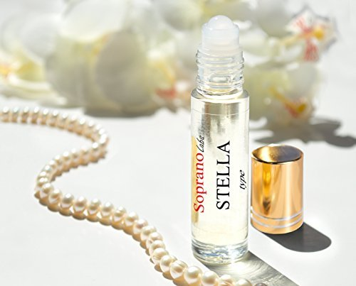 Stella Mc Cartney Type Designer inspired Pure Perfume Oil. Not tested on Animals, Vegan, Coconut Oil Luxury Roll-on Perfume. Alcohol Free. Handmade by SopranoLabs. 10 Ml. by SopranoLabs