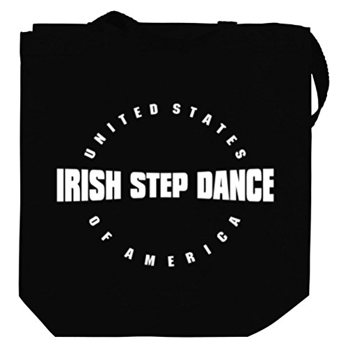 USA Irish Step Dance AMERICA ATHL DEPT Canvas Tote Bag