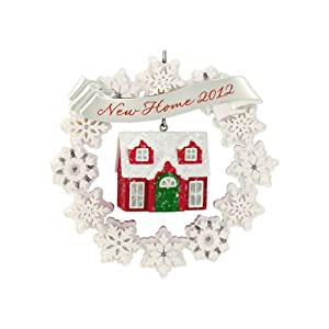 Hallmark 2012 Keepsake Ornaments QXG4794 New Home
