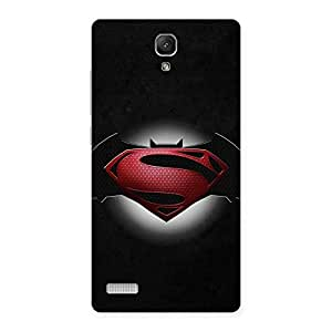 Knight Rivals Back Case Cover for Redmi Note 4
