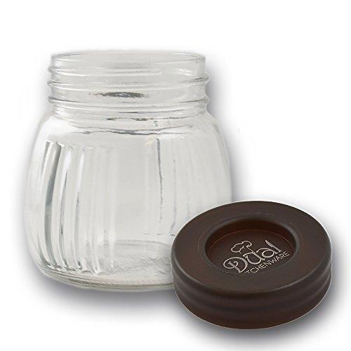 DualKitchenWare Ceramic Coffee Grinder, 100 Gram