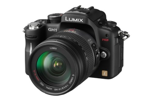 Panasonic DMC GH1K 12 1MP Thirds Interchangeable