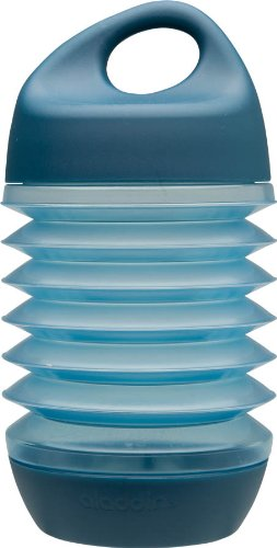 Aladdin 10-01385-007 Expandable Snack Container, 12-Ounce