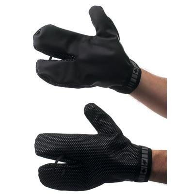 Image of Assos 2012 LobsterShell Full Finger Cycling Gloves - Black - P13.52.504.10 (B0023FA190)