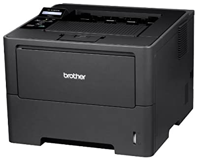 Brother HL6180DW Wireless Monochrome Laser Printer (Black)