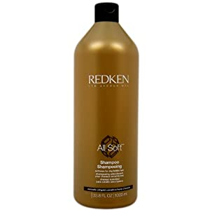 Amazon.com : Redken All Soft Shampoo For Dry Brittle Hair ... | 300 x 300 jpeg 6kB