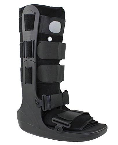 Air Cam Walker Fracture Cast Boot, Medical / Orthopedic Boot (Large, Tall) (Walking Cast Boot Large compare prices)
