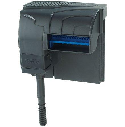 Aqueon 06081 QuietFlow 20 Power Filter, 125GPH