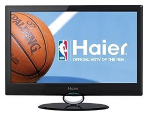 Haier HLC19SL2 Black 19-Inch Ultra Slim LED LCD HDTV DVD Combo