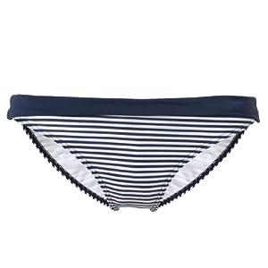 O'Neill - Parte de abajo de bikini para mujer, tamaño 36 UK, color azul