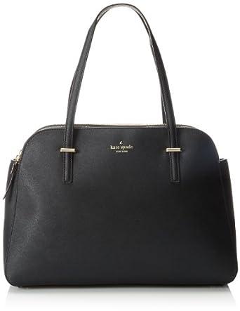 Kate Spade New York Cedar Street Elissa Bag Satchel Black One Size