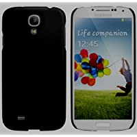 Ultra Thin Rubberized Matte Hard Case Back Cover For Samsung Galaxy S4 I9500 (Black)