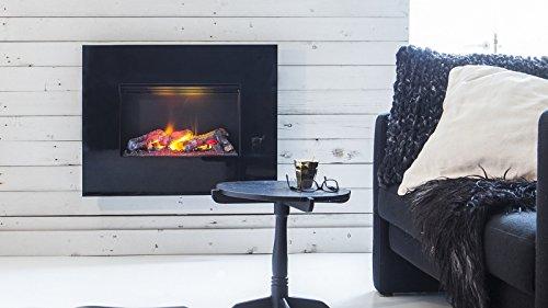 3d wasserdampf elektro kamin wandkamin nissum landscape. Black Bedroom Furniture Sets. Home Design Ideas