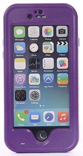 XGUARD™ iphone6 ケース 防水 衝撃 耐衝撃 指紋認証 防塵 シリコン 4.7 カバー かわいい キャラクター クリア おしゃれ ブランド 手帳 型 ショルダー メンズ ピンク ストラップ フィルム スタンド 操作