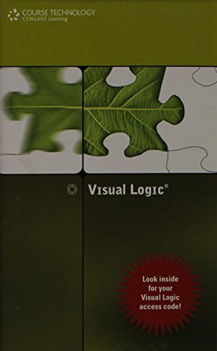 Bundle: A Guide to Working With Visual Logic + Visual Logic Software Printed Access Card