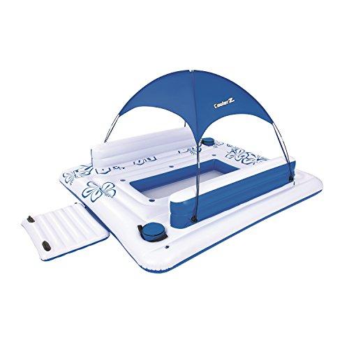 Bestway CoolerZ Tropical Breeze II Floating Island Seat
