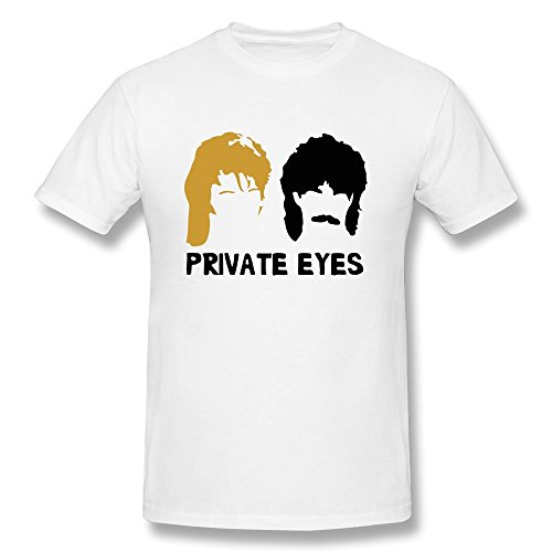Men's Hall & Oates T-shirt - XS to XXL