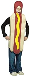 Hot Dog Child Costume 7-10 from Morris Costumes
