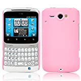 HTC Chacha G16 Baby Pink Plain Case Cover - Part Of JJOnlineStore Accessories