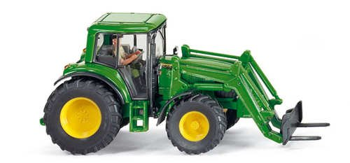 John Deere Front Loaders