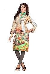 Avi Fashion House Digital printed kurtis