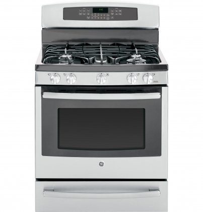 "Pgb940Sefss 30"" 5.6 Cu. Ft. Convection Oven front-96787"