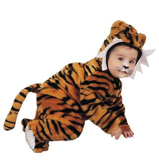 Infant Baby Tiger Halloween Costume (6-18 Months)