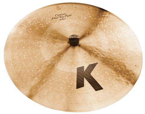 Zildjian K Custom 20-Inch Flat Top Ride Cymbal