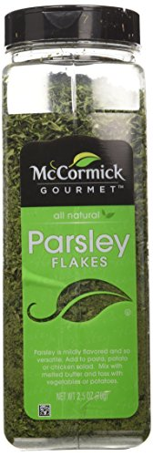 McCormick Gourmet Parsley Flakes-2.5 oz