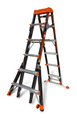 Little Giant Ladder Ladder Select Step 10 Ft Fiberglass