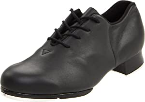Bloch Women's Tap-Flex Tap Shoe,Black,8 M US