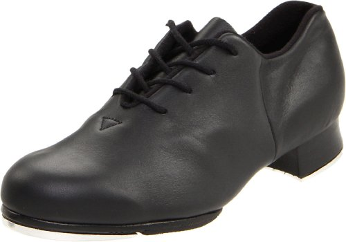 Bloch Women's Tap-Flex Tap Shoe,Black,6.5 M US