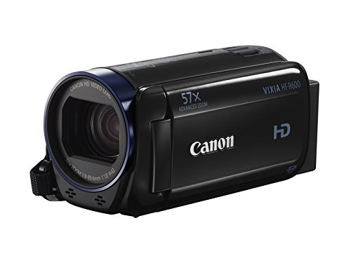 Best Price Canon VIXIA HF R600 (Black)