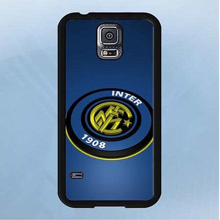 Amazing Style Internazionale/F.C. Internazionale Milano Football Logo Lively Pattern Samsung Galaxy S5 I9600 Solid Case