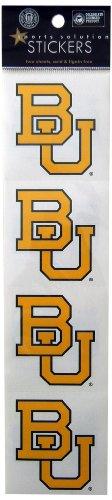 Sports Solution Baylor Bears Logo Sticker