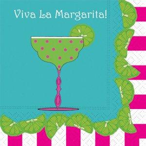 Design design Beverage Napkins 20 ct La Margarita 624-04064 (Margarita Party Napkins compare prices)