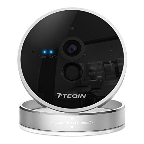 Fantastic Deal! TEQIN S-Poodle Intelligent Network Wi-Fi Wireless Camera Video Monitoring IP Camera ...