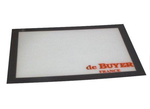 De Buyer 4931.30N Tapis Siliconé - 30 x 20 cm