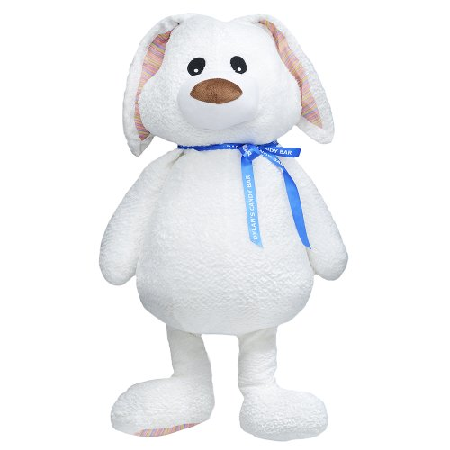 Un-bunny-believable Giant Stuffed Bunny!