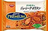 冷凍 日清スパ王プレミアム 彩り野菜のジューシーナポリタン