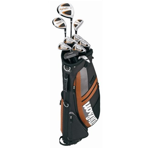 Wilson Golf Linear XD Complete Golf Clubs Set