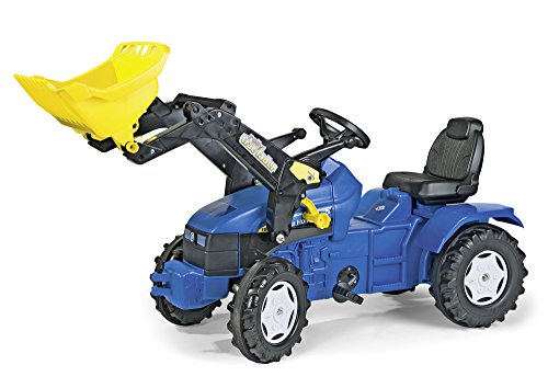Rolly Toys - 046713 - New Holland TM 175 - Tracteur