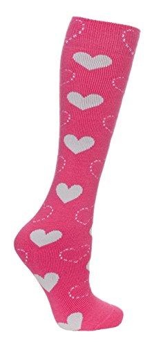 trespass-luv-ski-tube-socks-two-pair-pack-size-3-9-sasparilla-grey